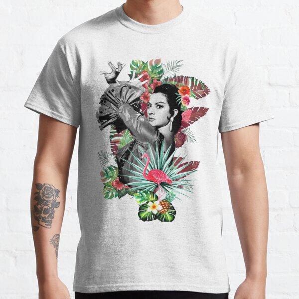 Flamenco by Lola Flores Camiseta clásica