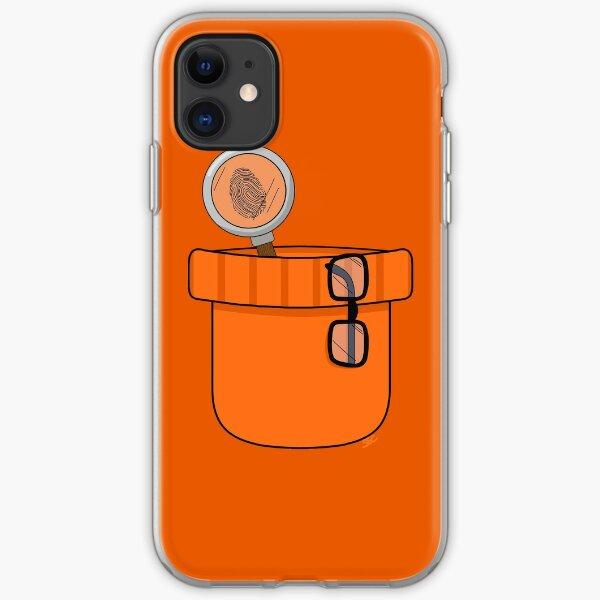 Jinkies! Pocket iPhone Soft Case