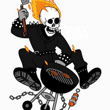 Grill Rider by Lapuss