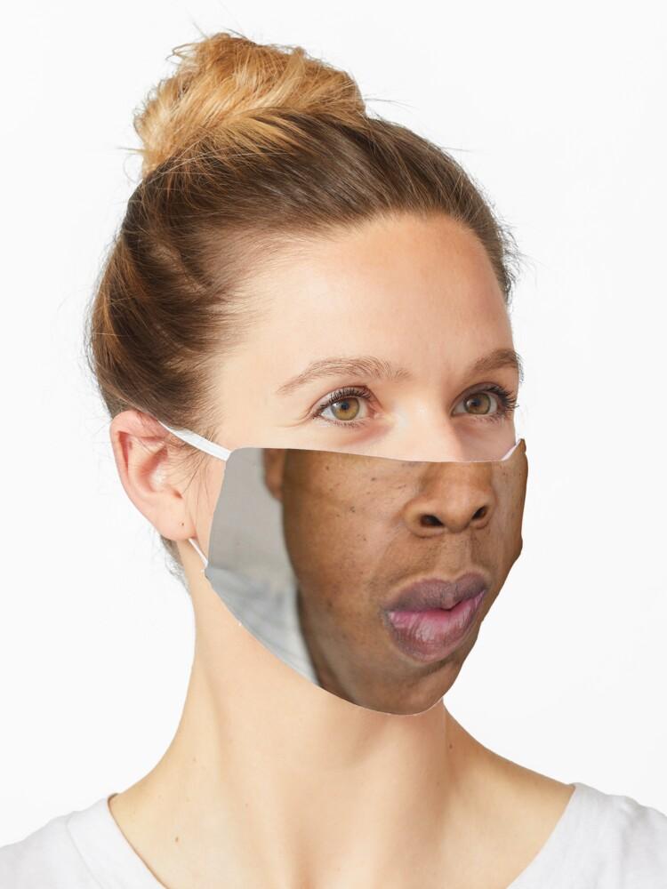 Jay Z Lips Funny Mask Coronavirus Covid Mask Mask By Joachim Joe Redbubble
