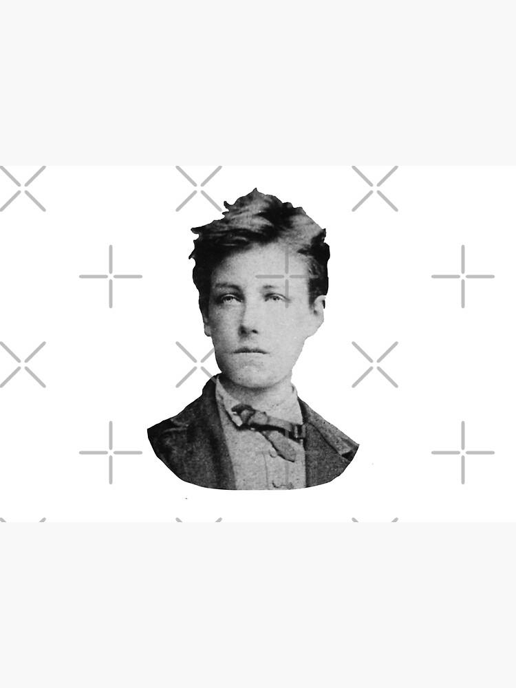 Arthur Rimbaud by AWAarts