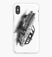 Cadillac race car iPhone Case/Skin