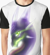 Cynder - Poisonous Graphic T-Shirt