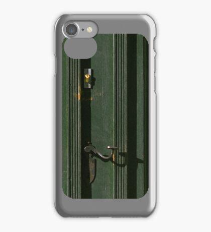 House Nr. 3 iPhone Case/Skin