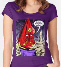 Torquemada - Behave! Women's Fitted Scoop T-Shirt