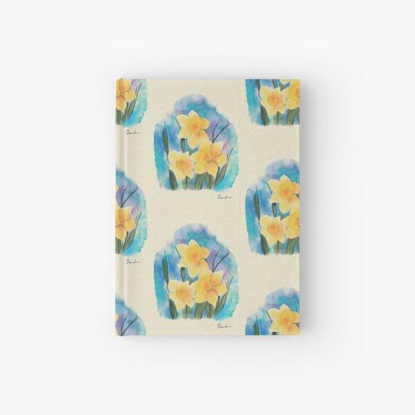 Daffodils 2 Hardcover Journal