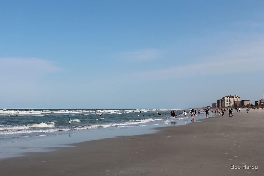 Pablo Beach by Bob Hardy
