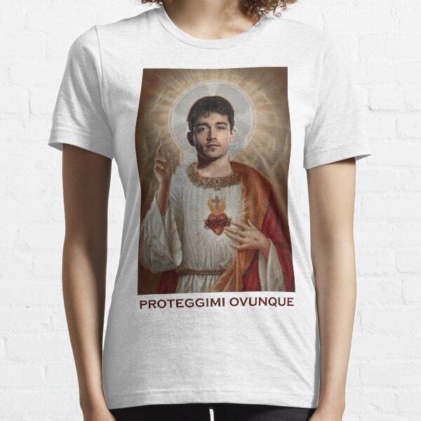 San Charles Leclerc T-shirt essentiel