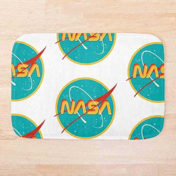 NASA RETRO Bath Mat