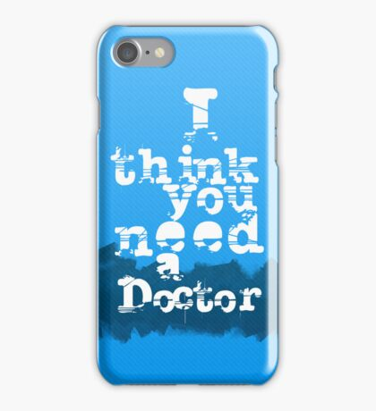 ♥ Doctor iPhone Case/Skin