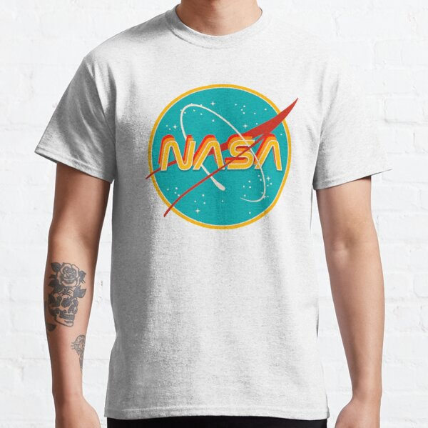 NASA RETRO Classic T-Shirt