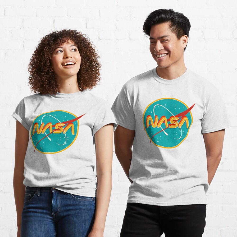 NASA RETRO Classic T-Shirt