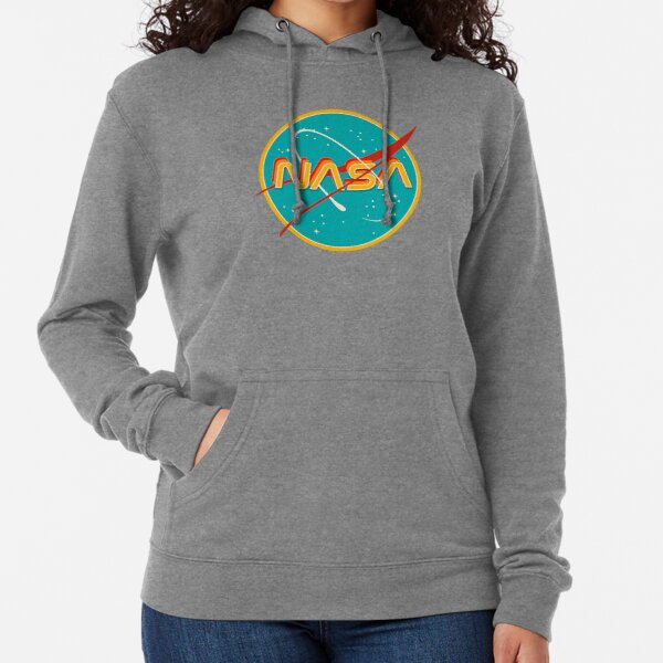 NASA RETRO Sweat à capuche léger