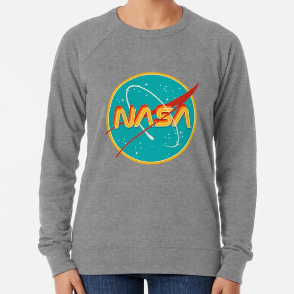 NASA RETRO Lightweight Sweatshirt