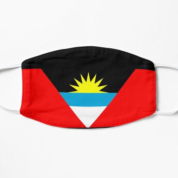 antigua barbuda country  Flat Mask
