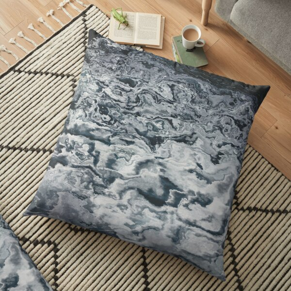 Cold surf Floor Pillow