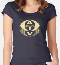 ATV Women's Fitted Scoop T-Shirt