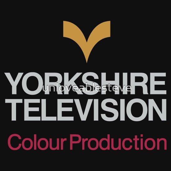 TShirtGifter presents: Yorkshire TV logo