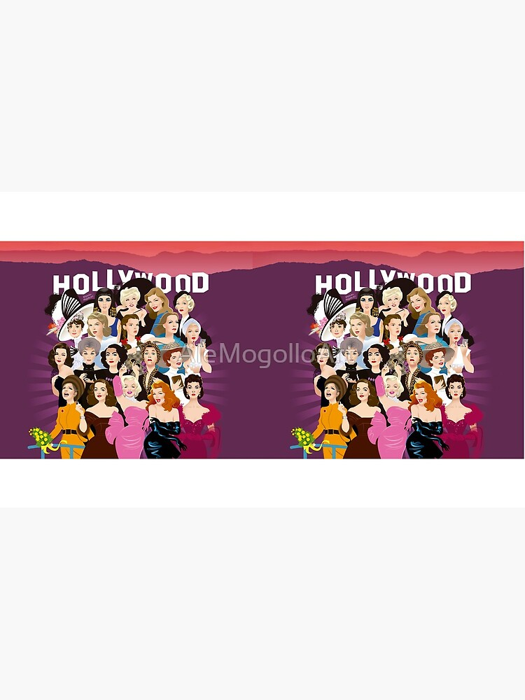 My Hollywood by AleMogolloArt