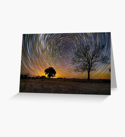 Glimmer Greeting Card