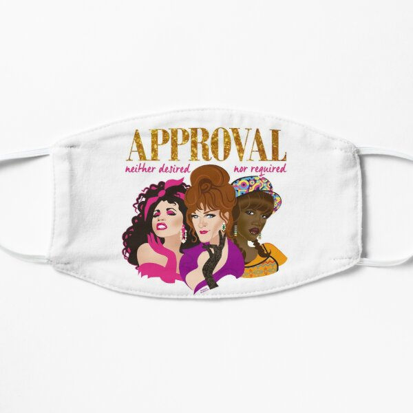 Approval not required Flat Mask