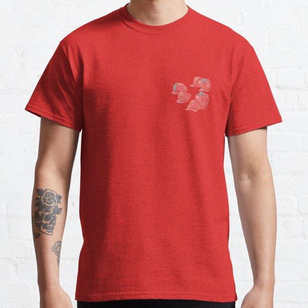 Sweet Strawberry Pattern Classic T-Shirt