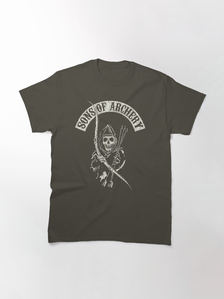 Alternate view of Sons of Archery Classic T-Shirt