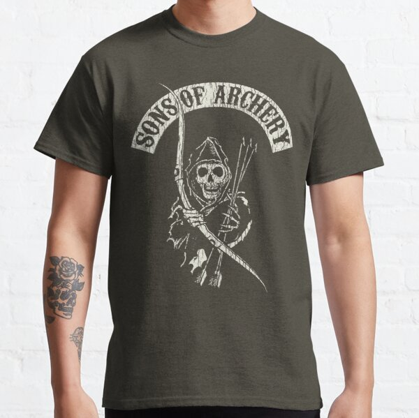 Sons of Archery Classic T-Shirt