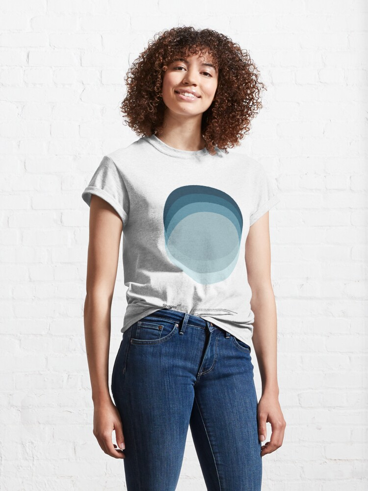 Alternate view of Shapes 02 Classic T-Shirt