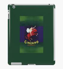 Cinzano Vermouth iPad Case/Skin