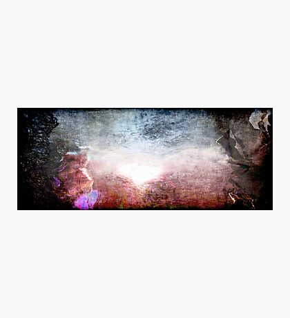 Entering the void Photographic Print