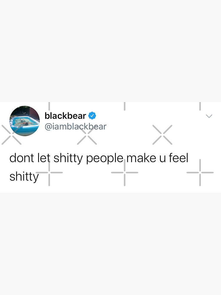 blackbear tweet by basakyavuz