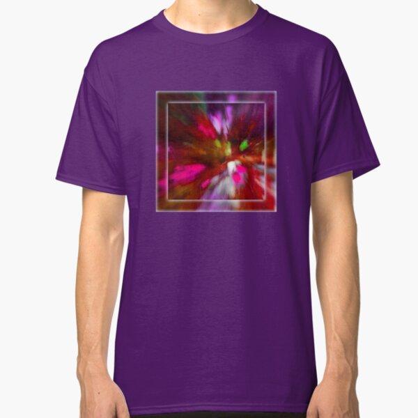 Rainy Day: Tulips, Zoomed Classic T-Shirt