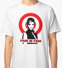 Billie Jean - FAIR IS FAIR Classic T-Shirt