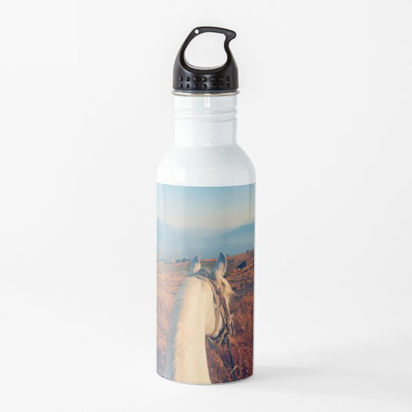 Through the ears Water Bottle