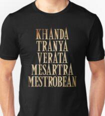 Ash vs Evil Dead - Khanda Tranya Verata... T-Shirt