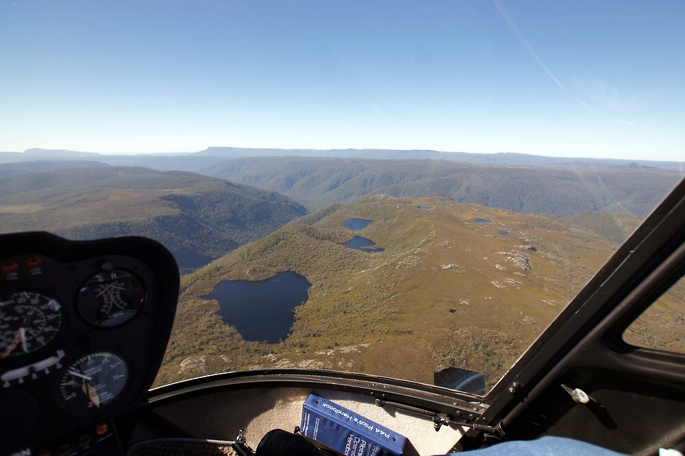 Beautiful Tasmania - Come fly with me 2 by georgieboy98