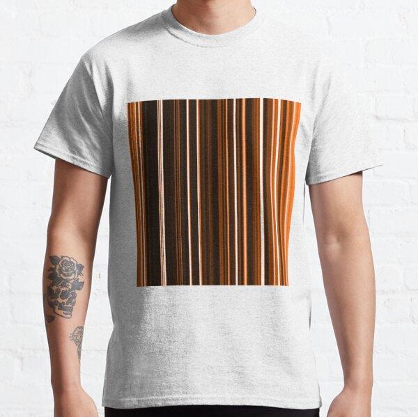 Freeway Stripe Design Multi Classic T-Shirt