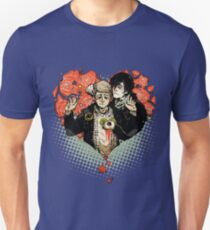 Sherlock: The Reichenbach Fall T-Shirt