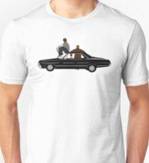 Fortfahren Slim Fit T-Shirt