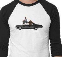 Carry On Men's Baseball ¾ T-Shirt