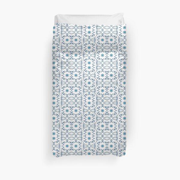 Design flowers pattern Duvet Cover
