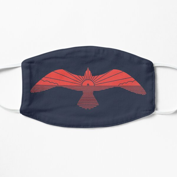 Larus Marinus Flat Mask