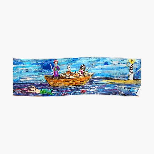ship of fools : dead sea  Poster