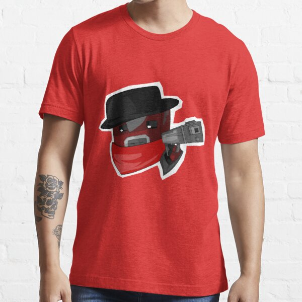 Peppered Essential T-Shirt