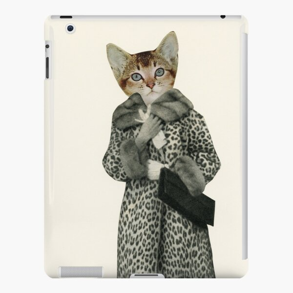 Kitten Dressed as Cat iPad Snap Case