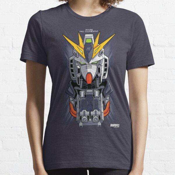 Nu Gundam Essential T-Shirt