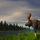 Moose by Walter Colvin