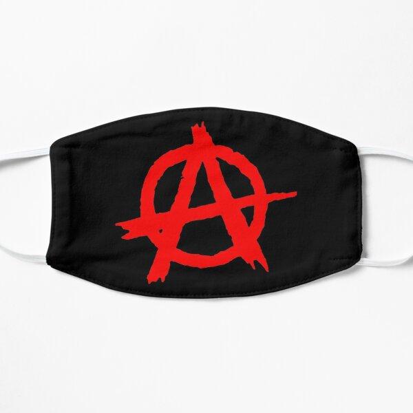 Anarchy symbol Mask