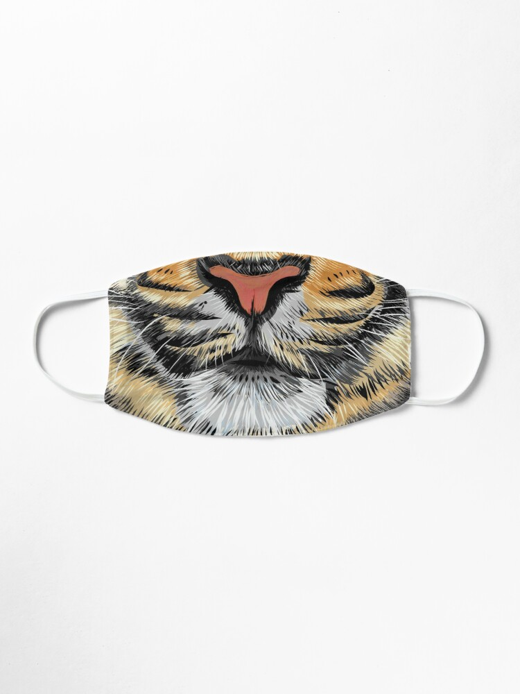 Alternate view of Tiger Mouth Mask Mask